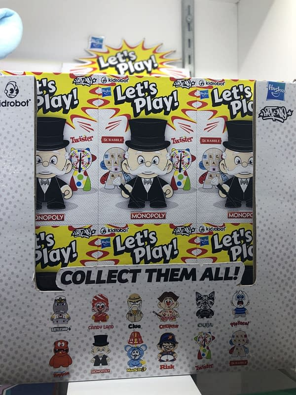 New York Toy Fair: Kidrobot Show Off WWE, Addams Family, Andy Warhol, and More!