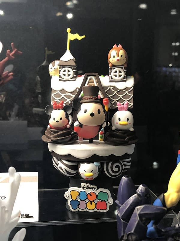 New York Toy Fair: Hiya Toys and Beast Kingdom Show off at Previews World Booth
