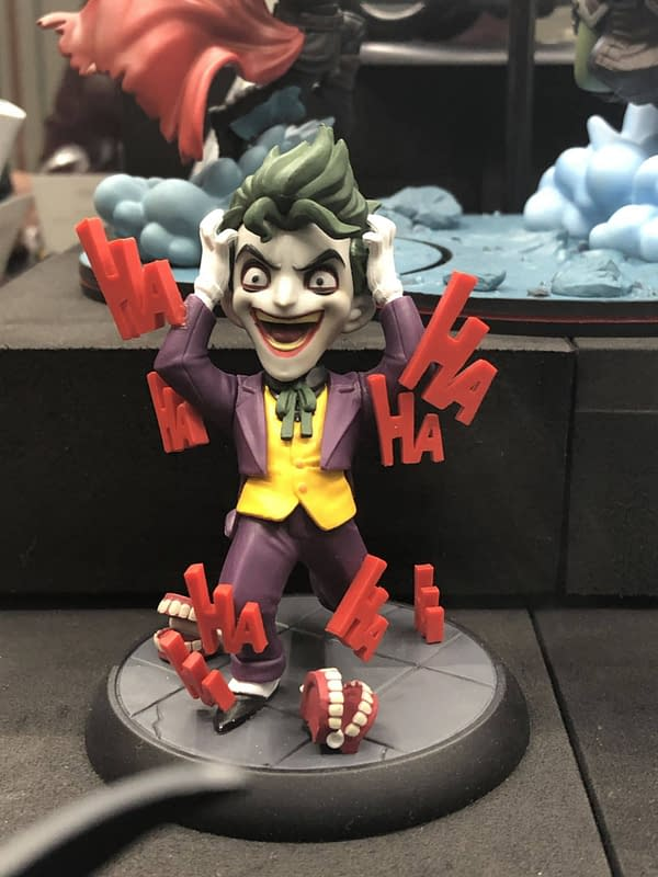 New York Toy Fair: Quantum Mechanix Brings Q-Figs, Debuts Q-Masters