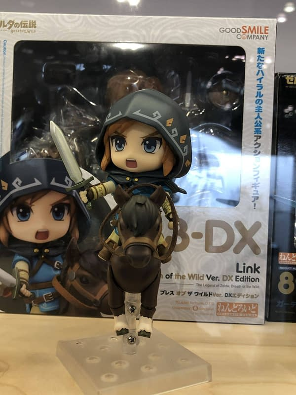 New York Toy Fair: 60+ Pics From the Good Smile Company Booth