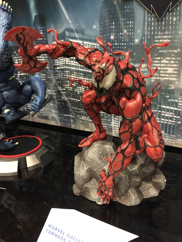 New York Toy Fair: 170+ Pics From Diamond Select Toys- Marvel, DC, Godzilla, Star Wars, and More!