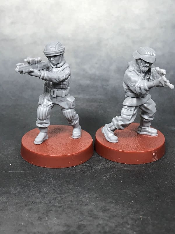 Review: Rebel Pathfinders Unit Expansion for Star Wars: Legion