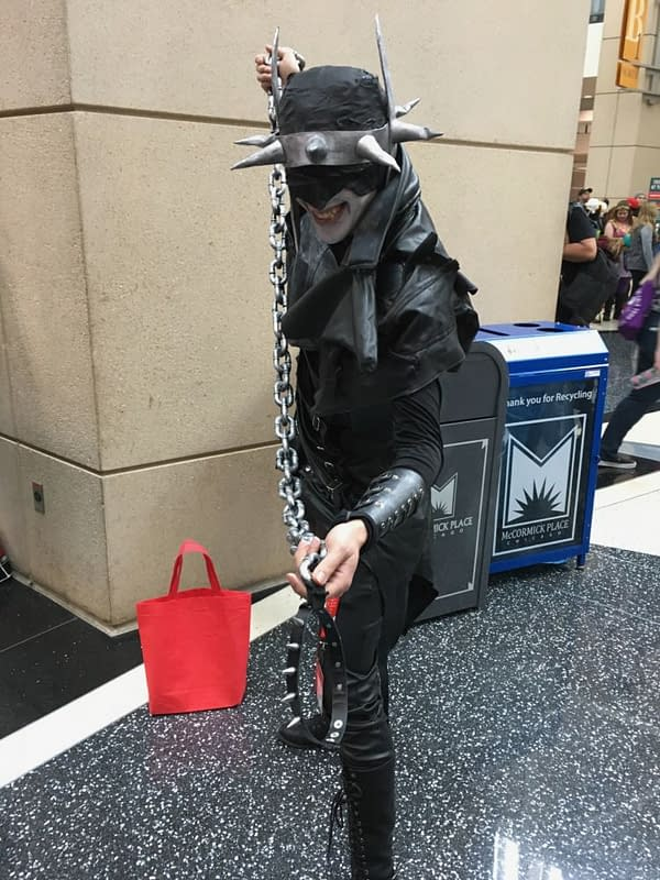 Calvin to Carmen: 46 Cosplay Photos From the Last Day of C2E2