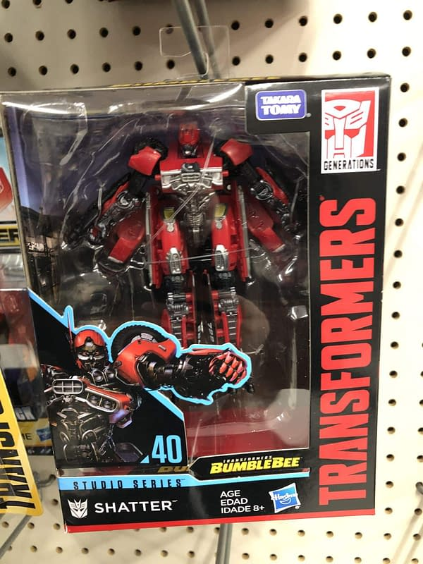 BC Toy Spotting: Transformers, Funko, WWE, Star Wars, Captain Marvel, and More!