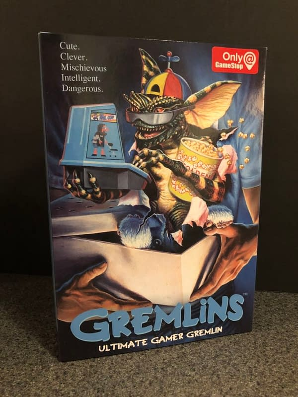 Let's Take a Look at NECA's Ultimate Gamer Gremlins Figure