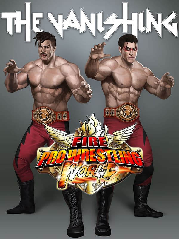 Fire Pro Wrestling World is Getting a DLC Designed by Suda51