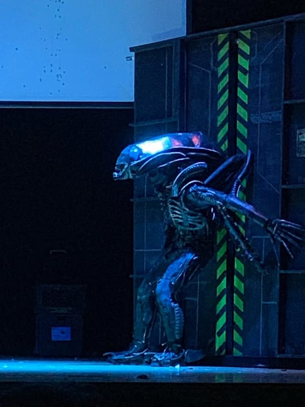 Imagine Doing 'Alien' As Your High School Play Because These Kids Did