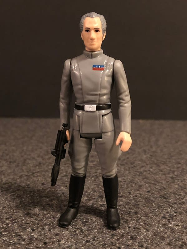 The Star Wars Retro Collection Tarkin Figure and Death Star Game Set are Pretty Awesome