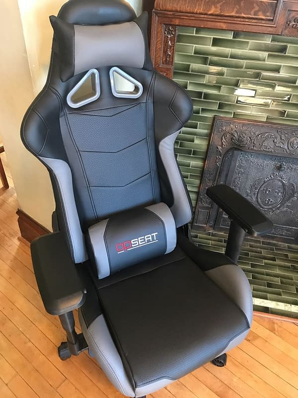 The OPSEAT Master Series Chair: Maximum Comfort, Reasonable Price Tag