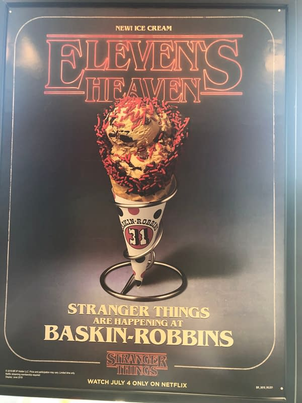 Stranger Things Baskin Robbins/Funko Exclusive Release is a Debacle