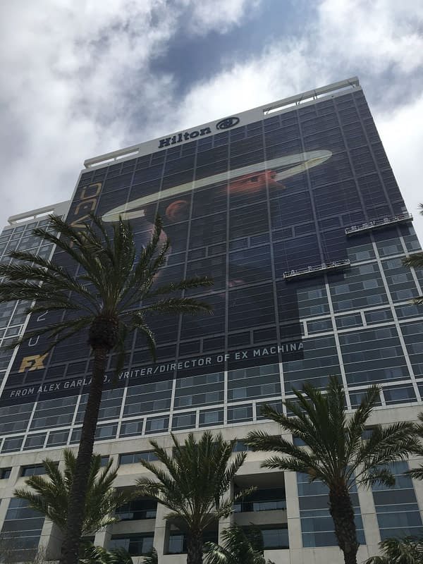 From The Boys to Avengers Tower to Rick & Morty - The Look Of San Diego Comic Con 2019 From The Outside