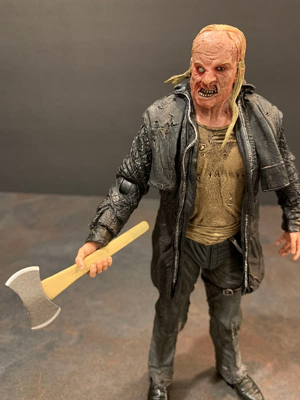 Let's Take a Look at NECA's Friday the 13th 2009 Jason Figure