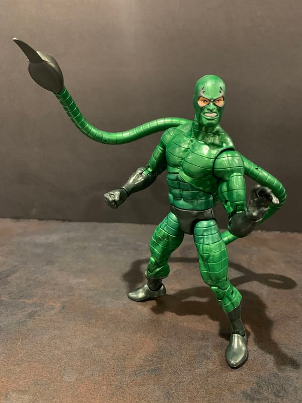 Marvel Legends Spider-Man Molten Man BAF Wave is Worth Tracking Down