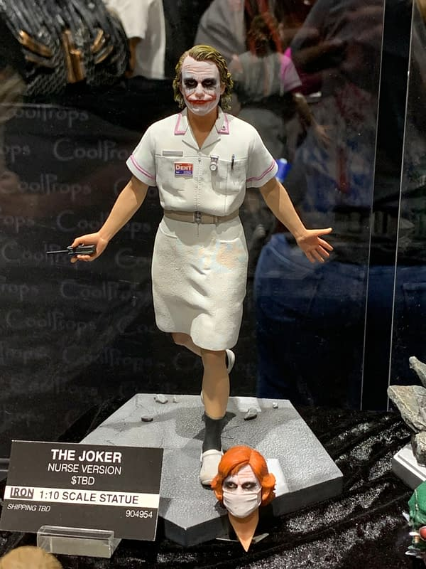 SDCC 2019: 40+ Pics Form the Icon Heroes and 3A Displays