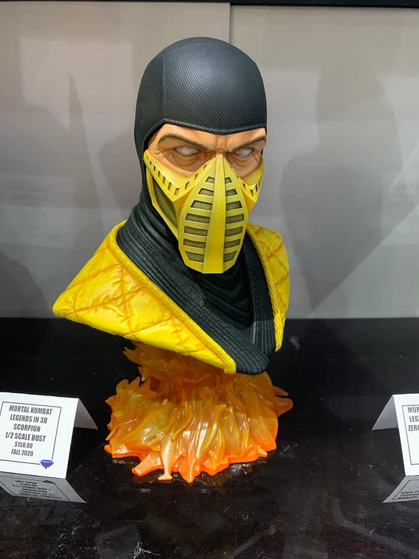 SDCC: 80+ Pics From the Diamond Select Toys Booth