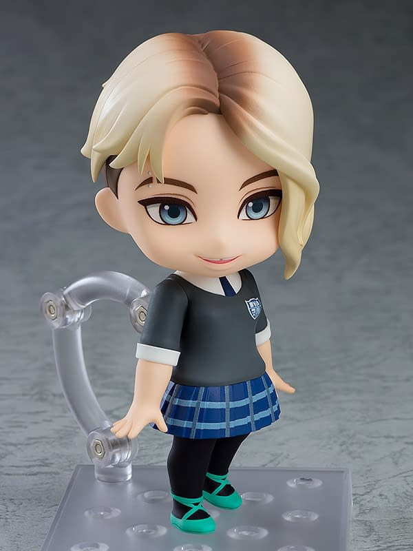 Spider-Gwen Enters the Spider-Verse with New Nendoroid Figure
