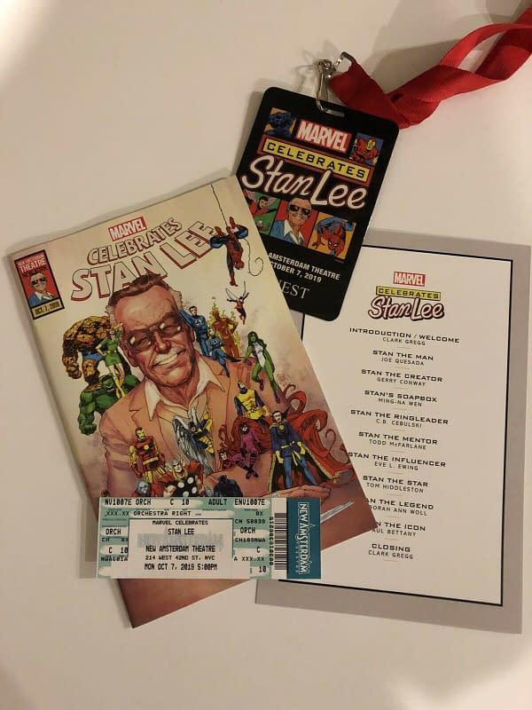 "Marvel Make Selling ""Celebrate Stan Lee"" Comics a Firing Offense"