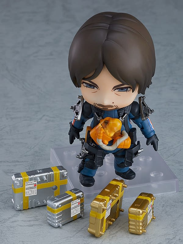"""""""Death Stranding"""" Gets a Nendoroid from Good Smile Company"""