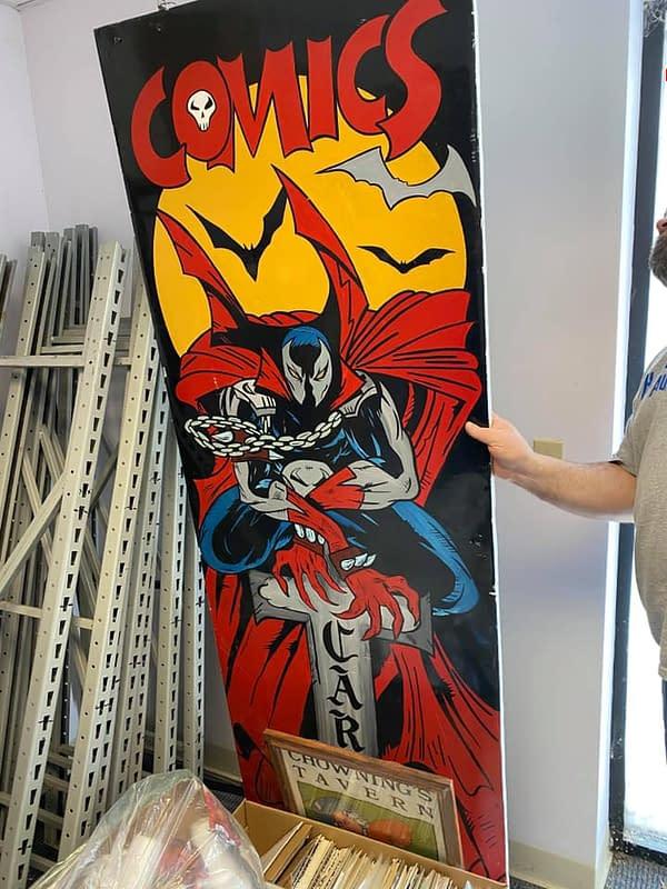Dennis Barger Just Sold a Quarter of a Million Comics During Shutdown,