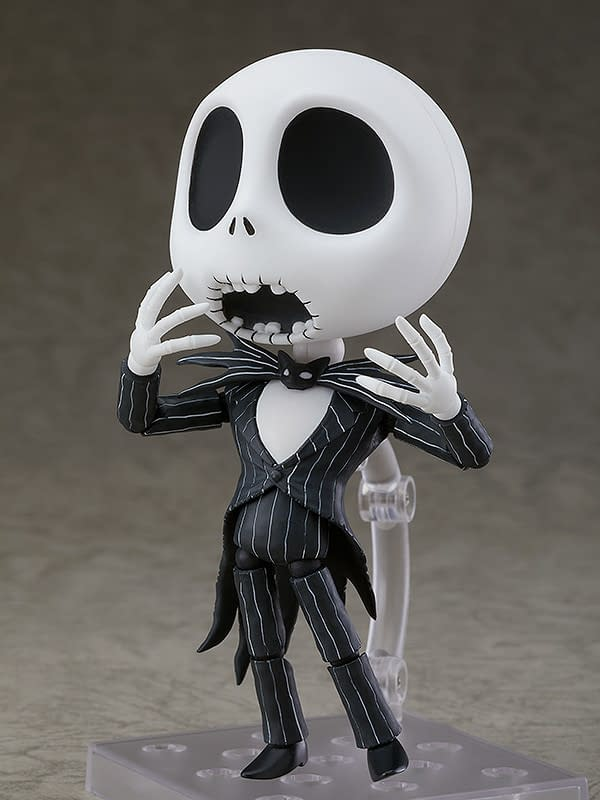 Jack Skellington is Back with Good Smile Company Nendoroid Re-Release