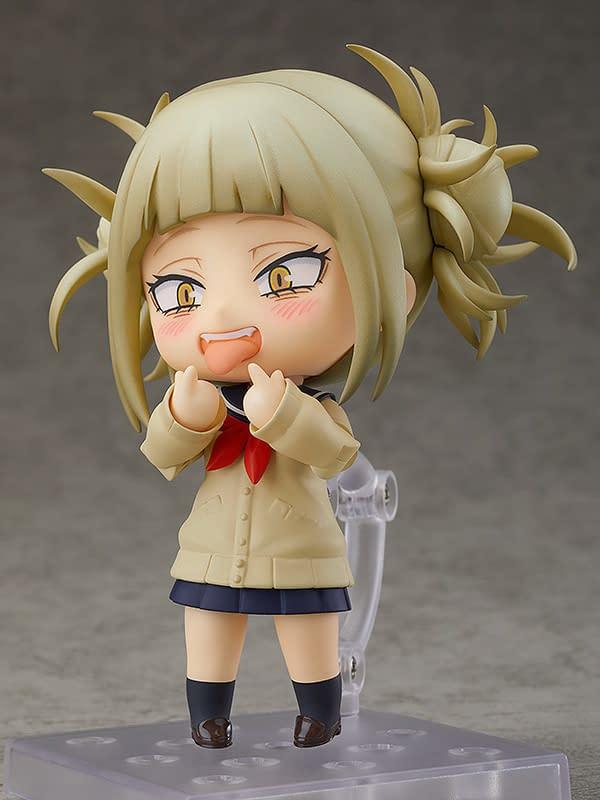 My Hero Academia Nendoroid Himiko Toga from Good Smile Company Hero Academia Nendoroid Himiko Toga from Good Smile Companyc82a84ae6792