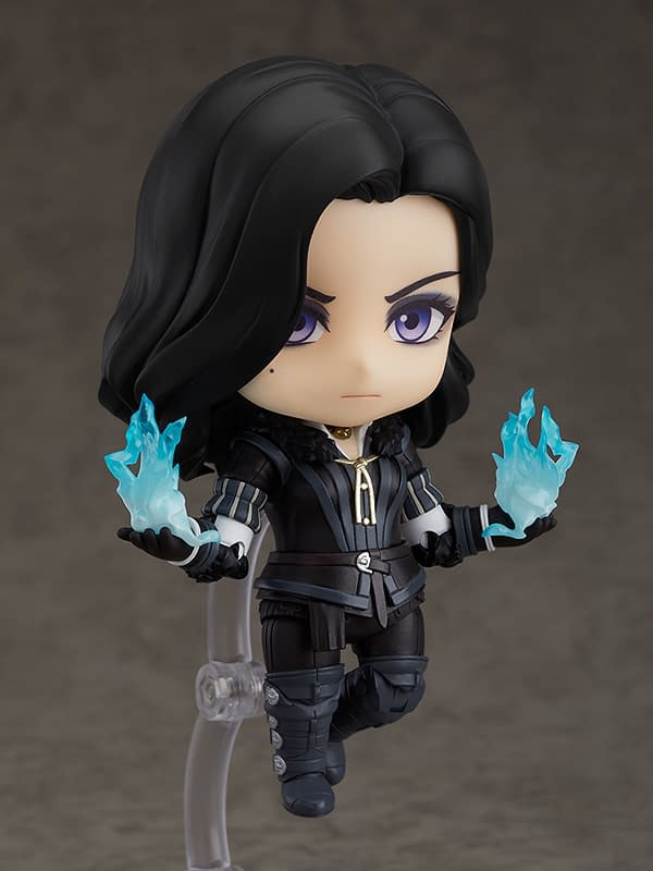 The Witcher 3 Yennefer Joins the Hunt with Good Smile Company