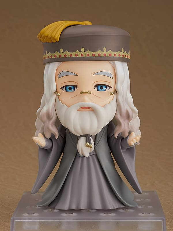 Harry Potter Dumbledore Nendoroid Figure Good Smile Company