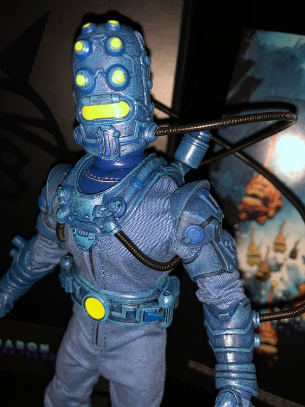 Baron Bends and The Aquaticons Rises From the Depths with Mezco Toyz