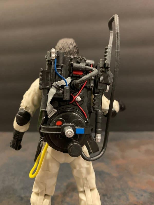Hasbro Ghostbusters Plasma Series