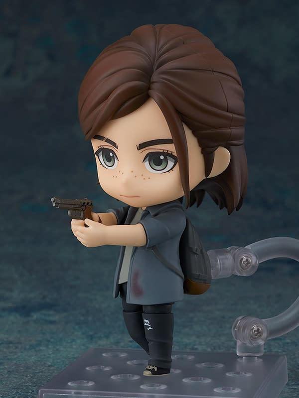 Last of Us Ellie Gets Her Own Nendoroid from Good Smile