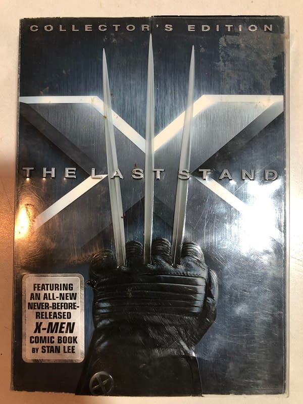 X-Men The Last Stand Collector's Edition Front Cover