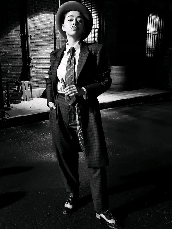 Lucifer Season 5 Showrunners Offer 1940s Noir Episode Details