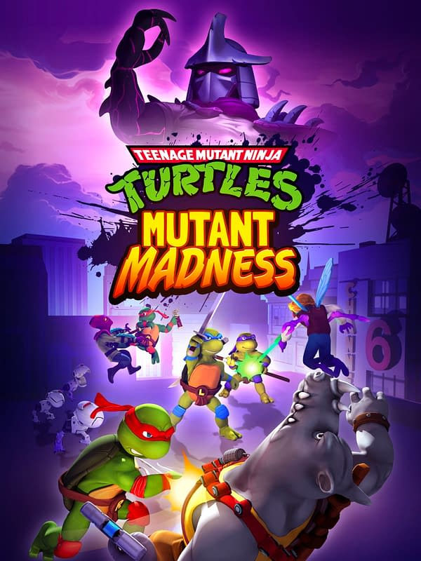 Kongregate Reveals New Mobile Title TMNT: Mutant Madness