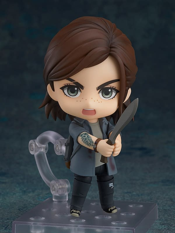 Last of Us Ellie Gets Her Own Nendoroid from Good Smile Company