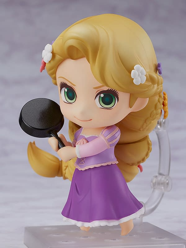 Disney's Rapunzel Gets Nendoroid Re-Release with Good Smile