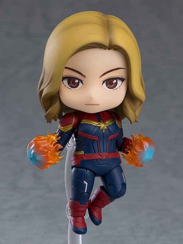 Good Smile Company Captain Marvel Nendoroid