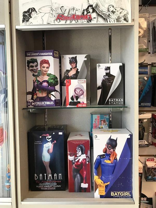 DC's New Distributors Better Than Diamond? Comic Store In Your Future.