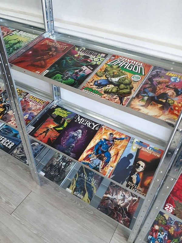 Cauldron Comics Opens In New South Wales, Australia
