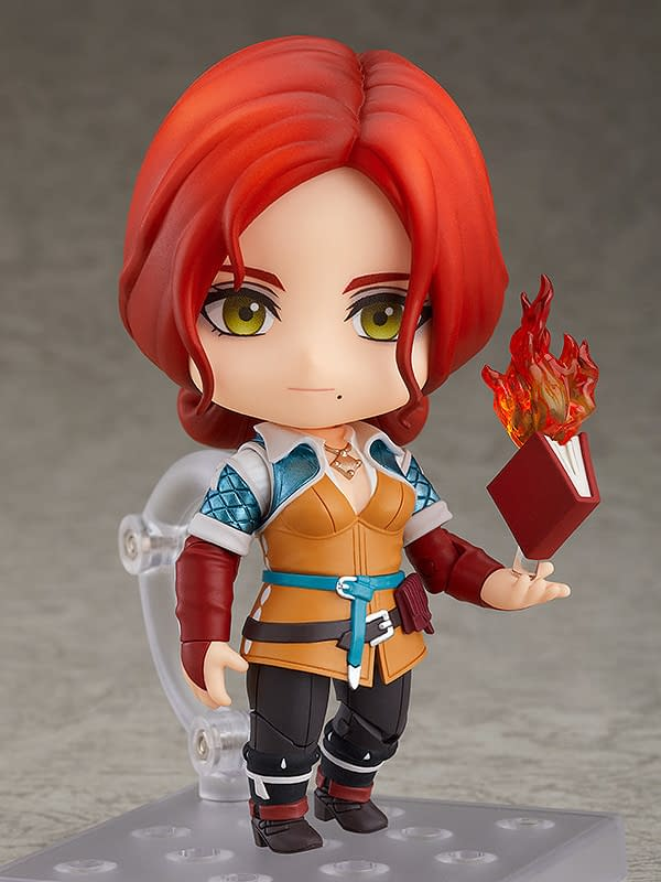 The Witcher 3 Triss Merigold Joins the Hunt with Good Smile