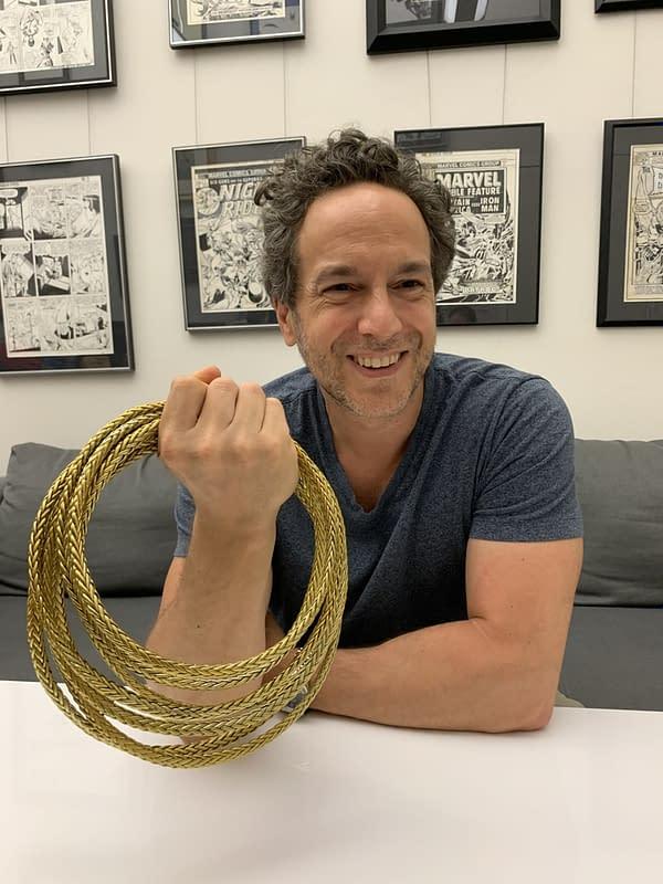 DC Props: Deadshot's Wrist Gun and Wonder Woman's Lasso Up For Auction
