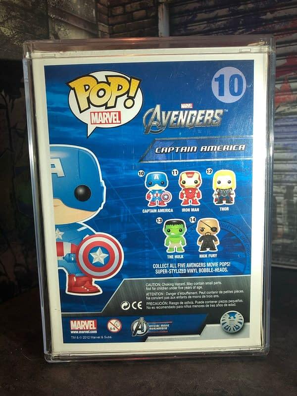 Funko Marvel Cinematic Universe - The Avengers (2012)