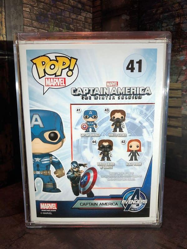 Funko MCU - Captain America: The Winter Soldier (2014)