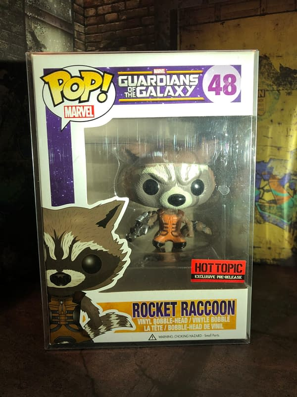 Funko Marvel Cinematic Universe - Guardians of the Galaxy (2014)