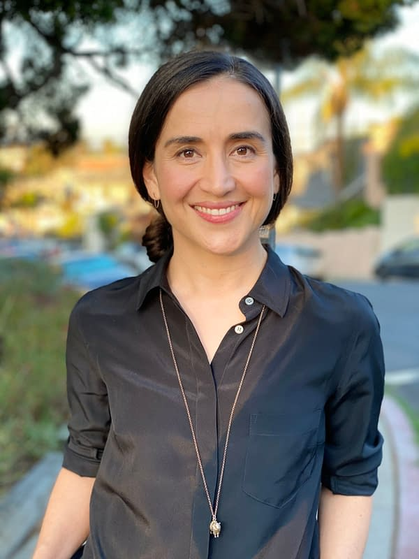 New IDW Vice President of Creative Affairs, Veronica Brooks