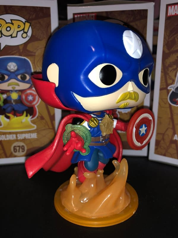 Marvel Infinity Warps Characters Get Their Own from Funko
