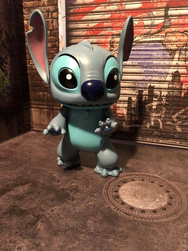 Playmates Walgreens Exclusive Interactive Stitch Has Crash Landed