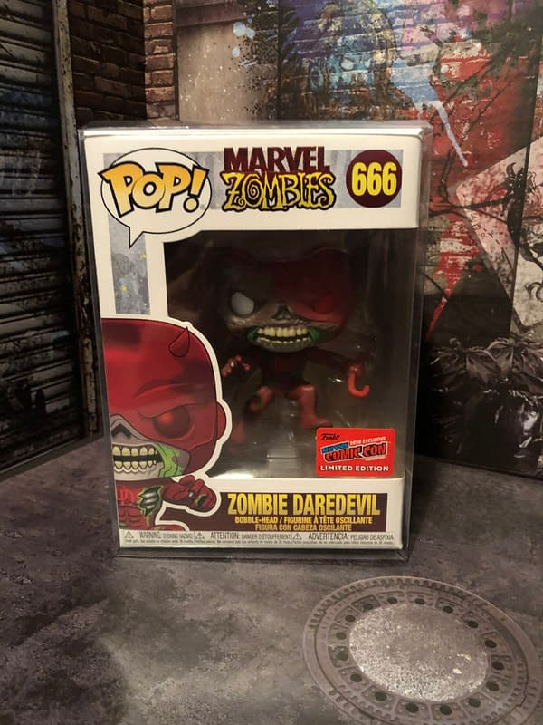Funko's NYCC Lottery System - Our Final Judgement