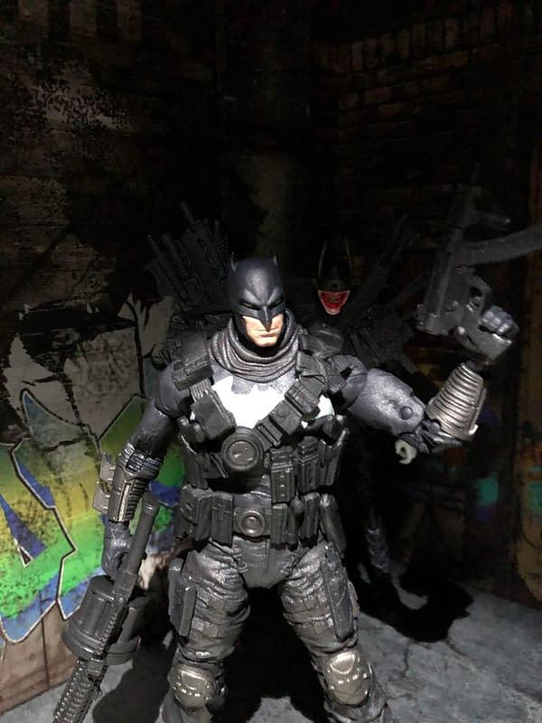 Batman Grim Knight Arrives as Our Next Mcfarlane Toys Review