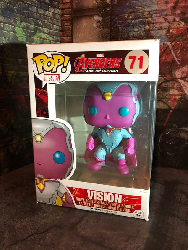 Funko Marvel Cinematic Universe - Avengers: Age of Ultron (2015)