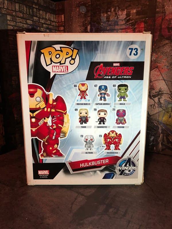 Funko MCU - Avengers: Age of Ultron (2015) Exclusives